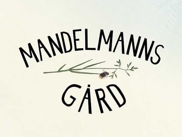 Mandelmanns gård logo
