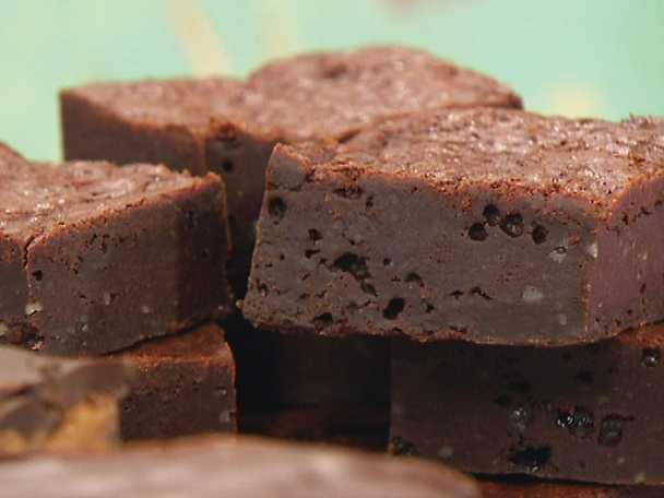 Manuelas favorite brownies