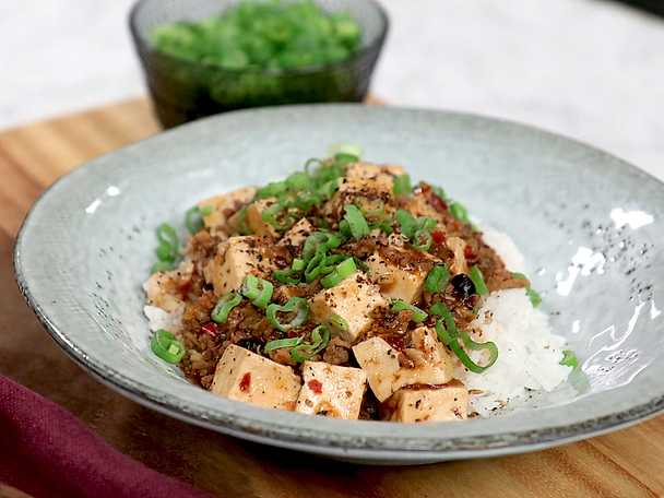 Mapo Tofu, Jennie Walldens recept