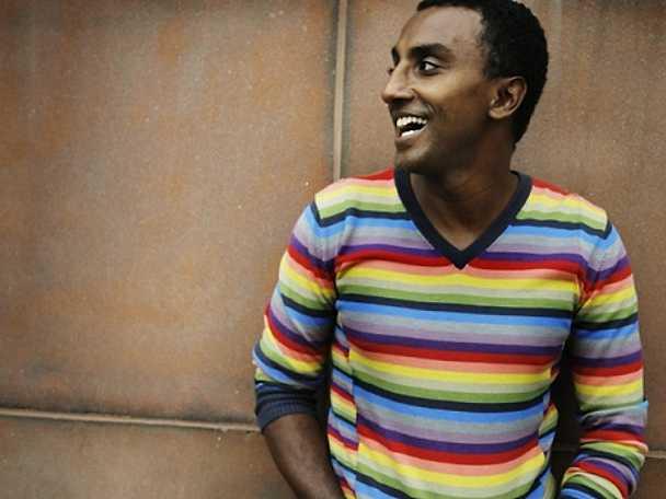 Marcus värnar om afrikansk matkultur