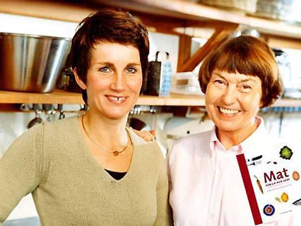 Margit Eliasson och Gunilla Lindeberg
