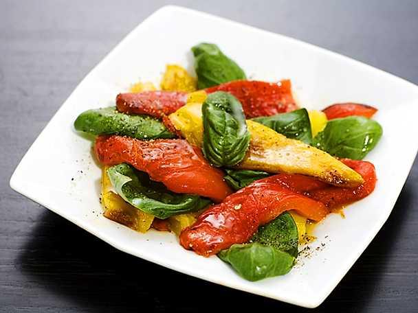 Marinerad paprika