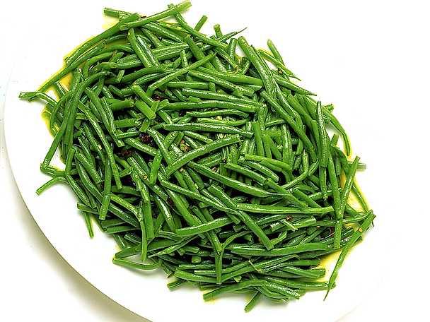 Marinerade haricots verts