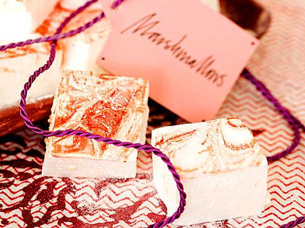 Marmorerade marshmallows