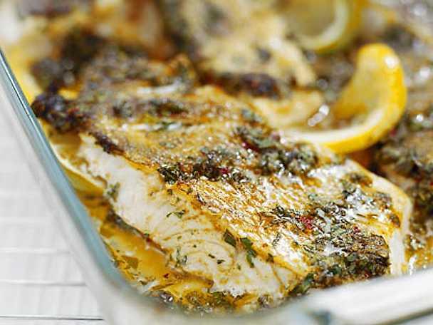 Marockansk fisk