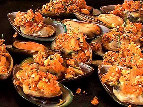 Marockanska musslor