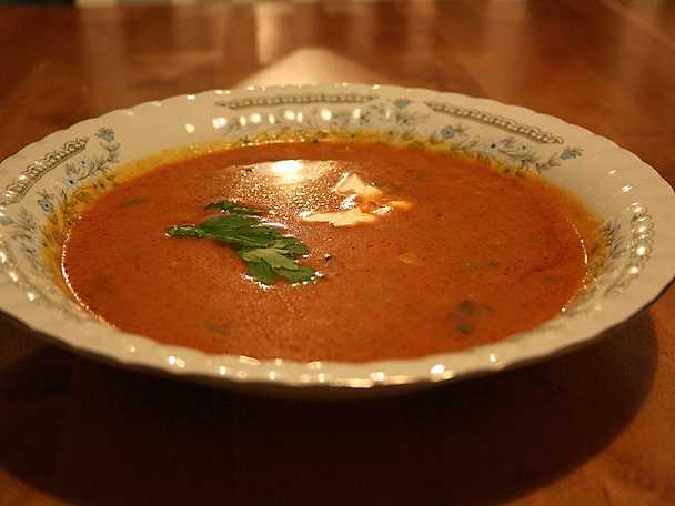 Marsiansk tomatsoppa