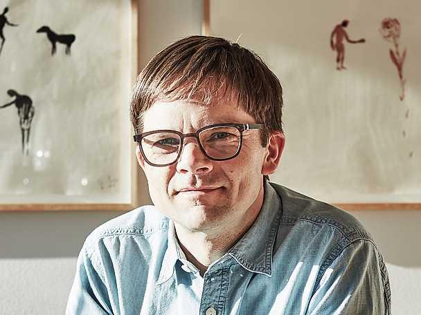 Martin Johansson porträtt