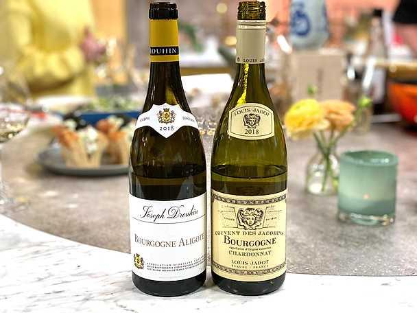 Maya tipsar om vita viner från Bourgogne