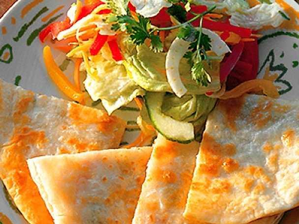 Med smak av Mexiko