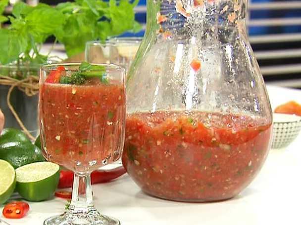 Melongazpacho