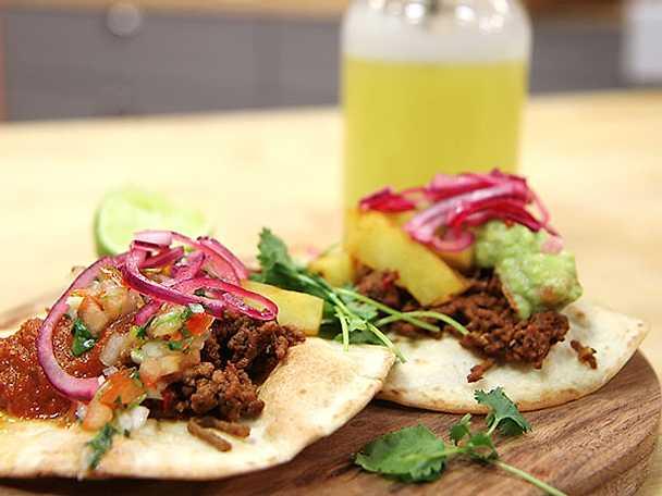 recept på tacos