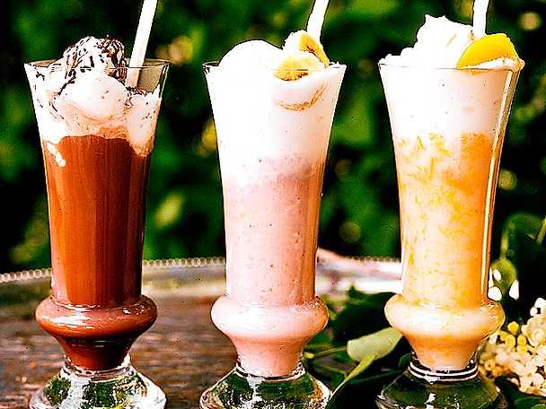 hur gör man choklad milkshake