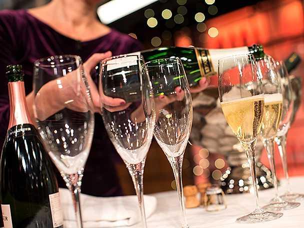 Mischa Billings dryckestips till nyår