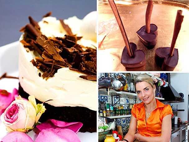 Monika Ahlbergs bästa chokladrecept