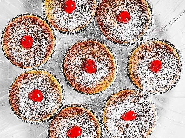 Muffins på mandelmjöl