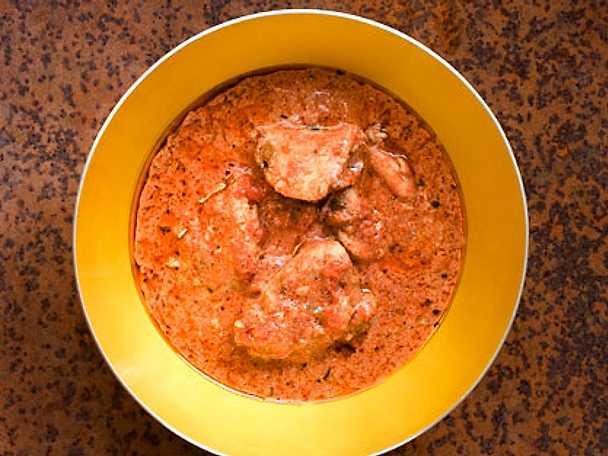 indiska recept kyckling