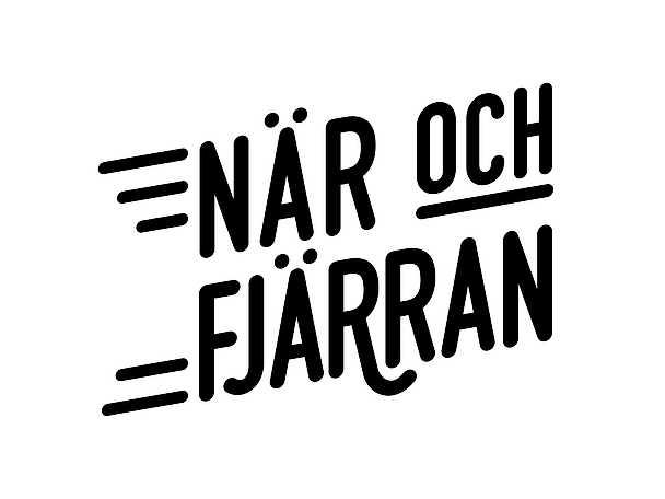 När och fjärran-logo