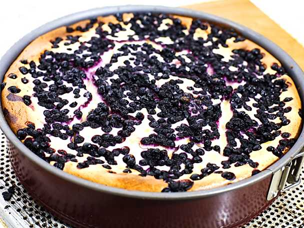 bakad cheesecake recept