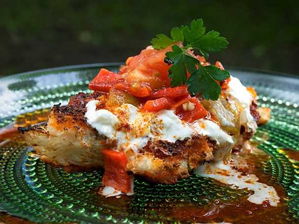 Nihan´s vegetariska Ali-nazik