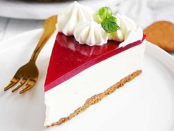 no bake pepparkakscheesecake
