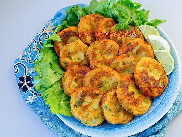 Nordafrikanska potatisbullar