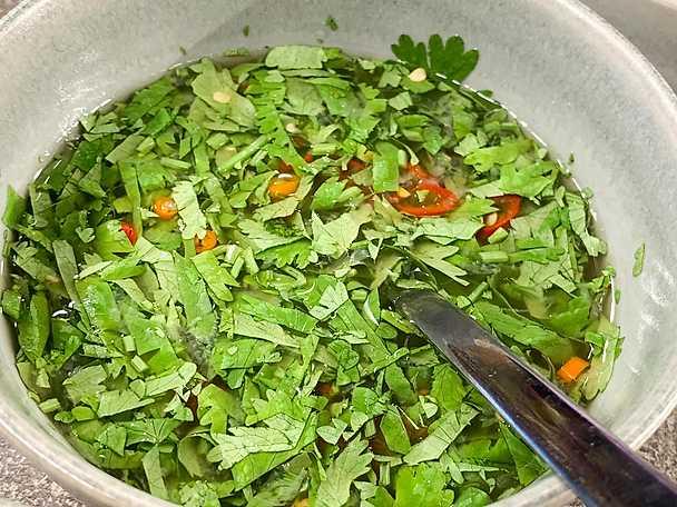 Nuoc Cham Mam - vietnamesisk dipsås