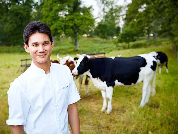 Ny innehållssatsning om kött med Filip Poon