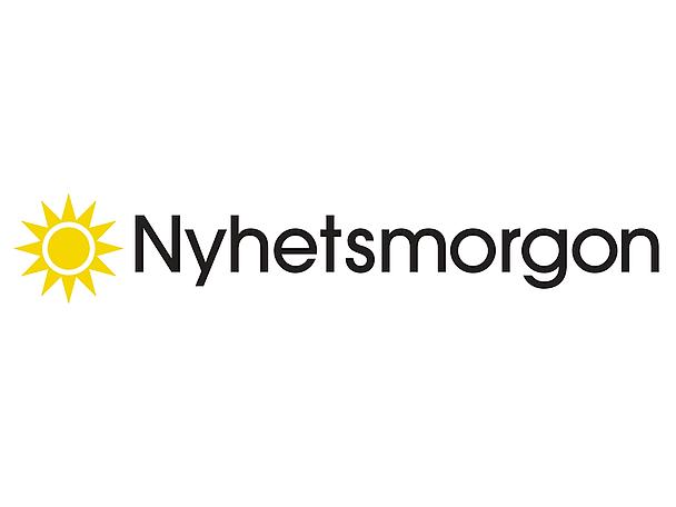 Nyhetsmorgon logo