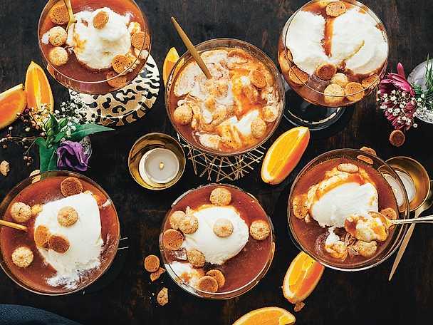 Nyponsoppa med apelsin
