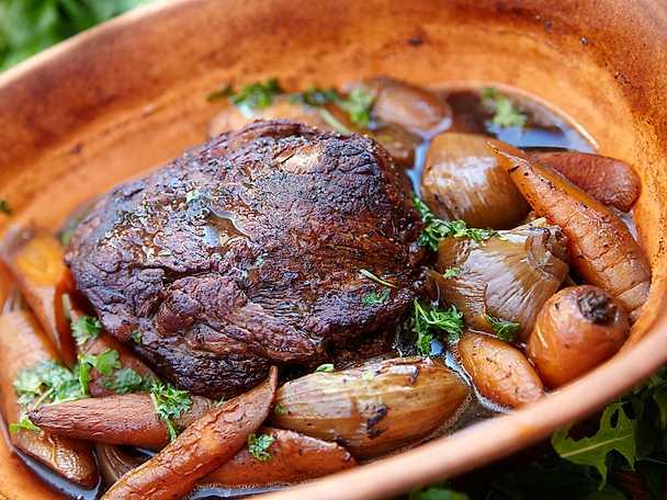 stekt kött recept