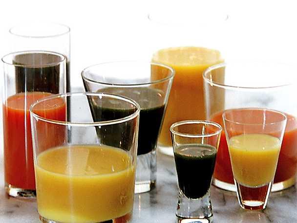 Nyttiga drinkar
