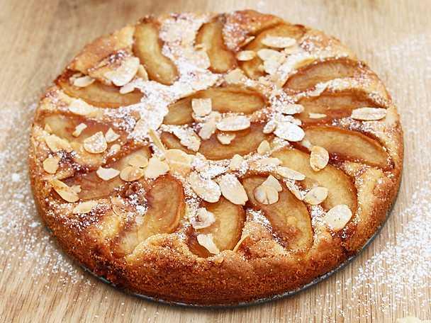 Olas äppelkaka återtåget
