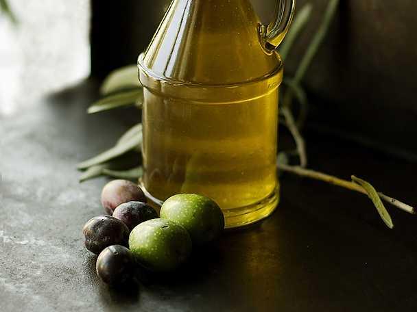 kallpressad olivolja stekning