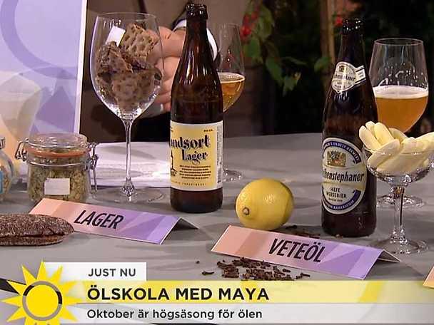 Ölskola med Maya Samuelsson
