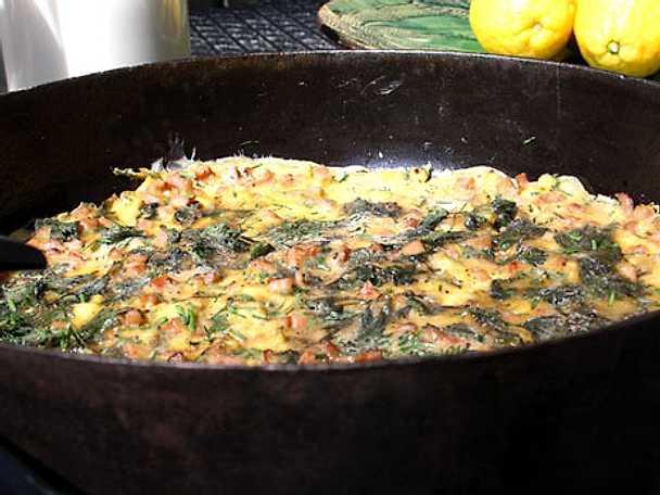 Omelett á la Ernst Kirchsteiger