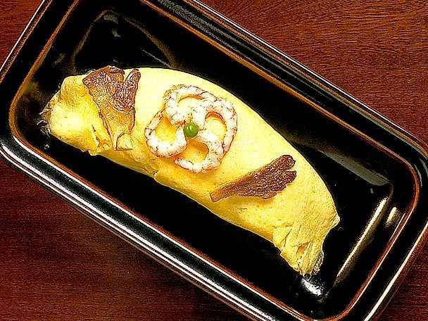 Omelett med svamp