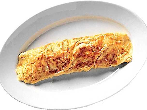 Omelett naturelle