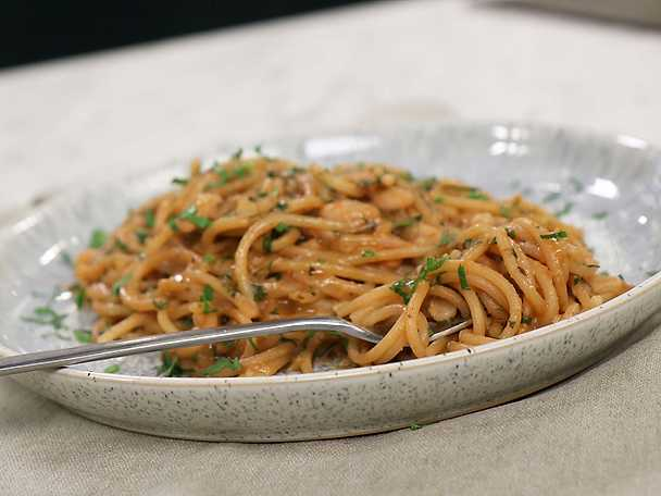 krämig one pot pasta