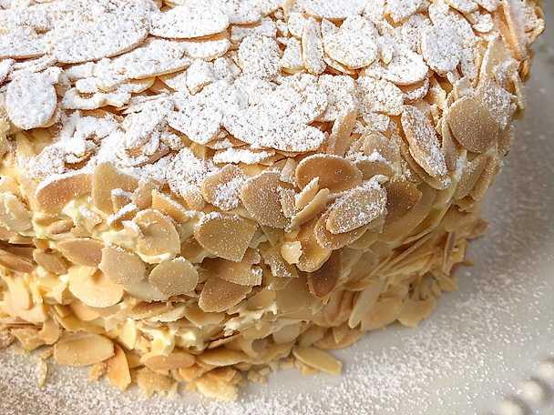 Oscar den II:s tårta