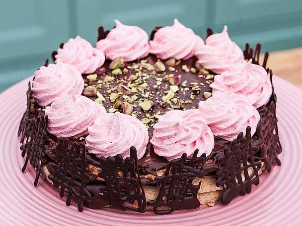 Oscar II:s tårta med en twist