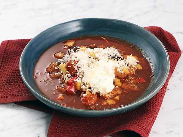 gazpacho recept per morberg