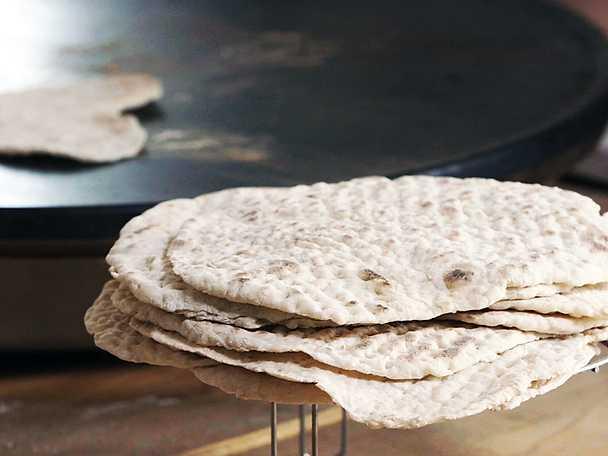Pannbröd, Mandelmanns enkla recept