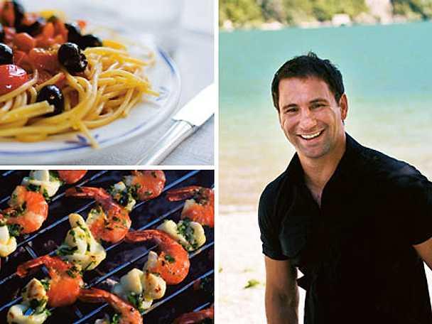 Paolo Robertos nya kokbok