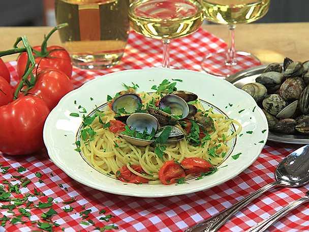 Paolos spaghetti vongole