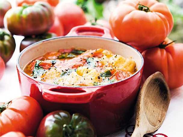 Pappa al pomodoro - italiensk tomatsoppa