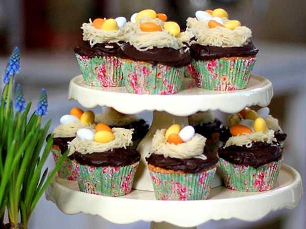Påskens sötaste cupcakes