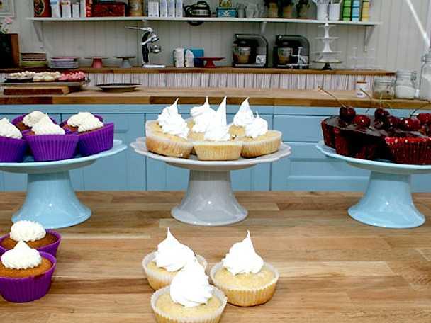 Paulos cupcakes