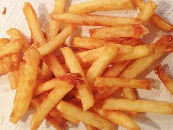 Pauls pommes frites
