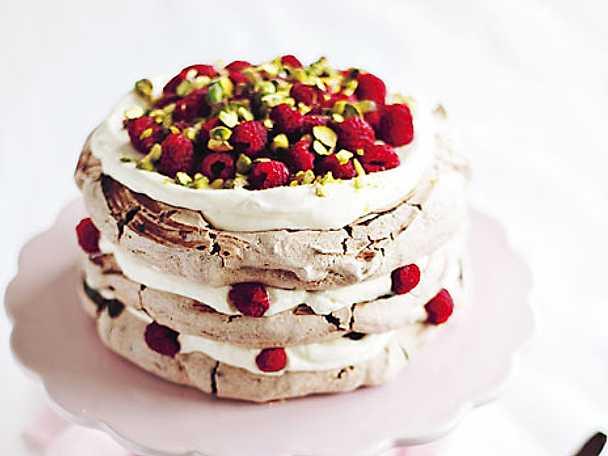 tårta till många recept